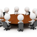 Человечки - заседание